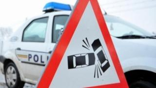 Accident rutier în comuna Cumpăna