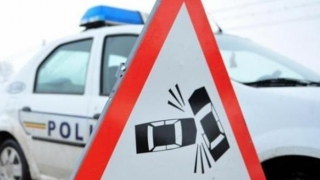 Accident rutier în Constanța! Un motociclist a fost lovit