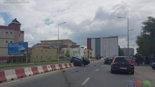 Accident cu trei victime, în Mamaia Nord!