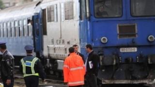 Bărbat călcat de tren la Medgidia!
