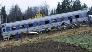 Două trenuri s-au ciocnit în vestul Moscovei