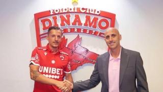Vlad Achim a plecat de la Viitorul la Dinamo