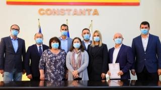 Acord politic de colaborare între USR-PLUS Constanța, PNL Constanța și primarul Constanței