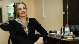 55 de ani de viață și peste 30 de ani de activitate pentru Maia Morgenstern
