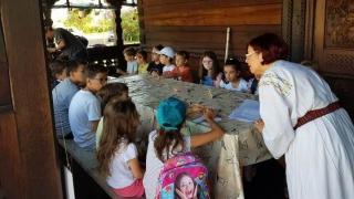 """Activități distractive pentru copii , la Biserica """"Sf. Mina"""" din Constanța"""