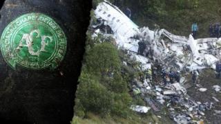Prăbuşirea avionului cu sportivi în Columbia, similar unui asasinat