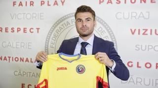 Adrian Mutu a semnat contractul cu FRF