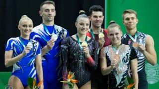 România, patru medalii la CM de gimnastică aerobică seniori