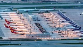 Companiile aeriene, îngenuncheate de criză. Ce se întâmplă cu Ryanair, KLM, Air France, Lufthansa, Virgin Atlantic