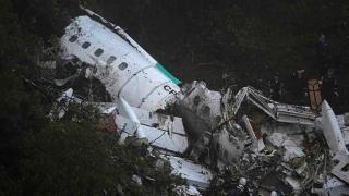 Rămășițele membrilor clubului brazilian morți în accidentul aviatic au ajuns la Chapeco