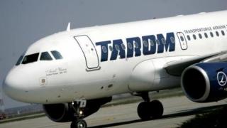 O nouă cursă Tarom a decolat cu întârziere, iar o alta a fost anulată