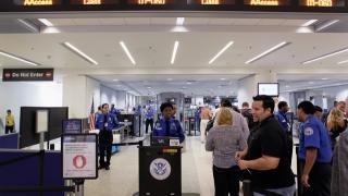 SUA extind controalele pe aeroporturi din străinătate