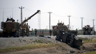 Militari români, răniţi în misiune, în Afganistan