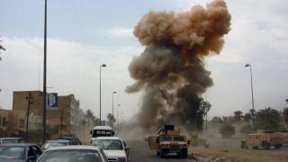 Convoi al forțelor NATO, vizat de un atac sinucigaș în Afganistan