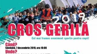 Se dă startul Cros Gerilă 2019!