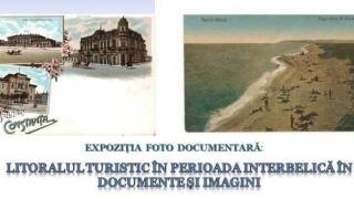 Litoralul turistic în perioada interbelică, în documente şi imagini