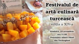 Festivalului de Artă Culinară Turcească