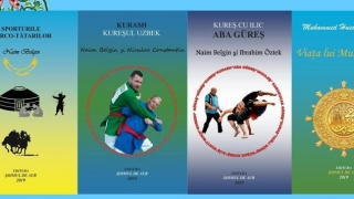 Lansare de carte organizată de Uniunea Democrată Tătară