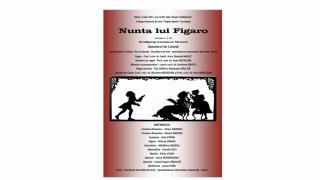 """A nu se rata! Spectacolul """"Nunta lui Figaro"""", în cea mai tânără interpretare"""