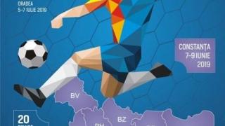 Turneul Regional Sud-Est al CN de minifotbal, la Baza Sportivă Atletic Club
