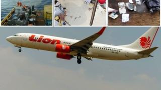 A fost recuperată cutia neagră a zborului Lion Air JT 610