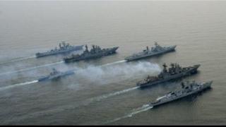 Agenţi de frontieră ruşi arestaţi după un exerciţiu pe Marea Neagră