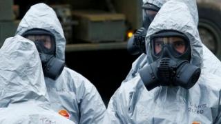 Agentul neurotoxic cu care a fost otrăvit spionul rus era... lichid