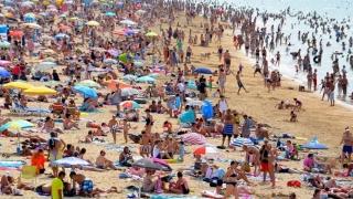 Aglomeraţia a fost permisă / Vor fi luate măsuri pe litoral