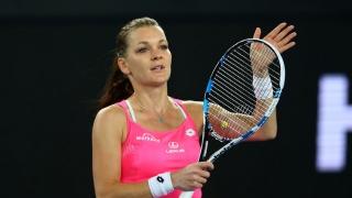 Radwanska a învins-o pe Muguruza în grupa albă de la Turneul Campioanelor