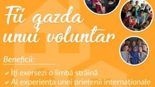 Găzduiește și tu un voluntar internațional!