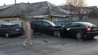 Trei accidente cu trei victime în Constanța, în noaptea dintre ani