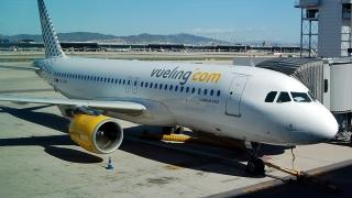 O companie low cost a anulat mai multe zboruri pe aeroportul din Barcelona