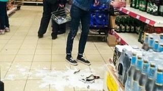 Ai spart vreodată un produs în magazin? Ce trebuie să faci? Plăteşti sau nu?