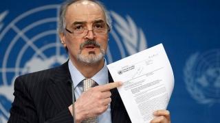 """Administrația Bashar-al-Assad acuză SUA că """"invadează"""" Siria"""