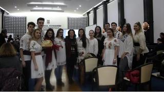 """ALBUM DOBROGEAN, la Liceul """"George Călinescu"""""""