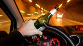 Alcoolul la volan dăunează grav...cazierului