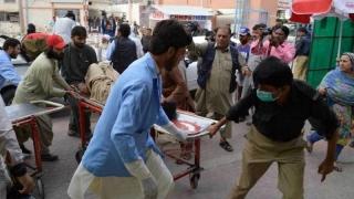 Alegeri însângerate în Pakistan