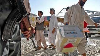 Alegeri prezidenţiale în Afganistan! Din nou!