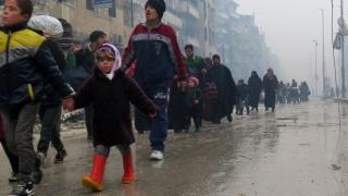 Aproape 8.000 de civili au fost evacuați din Alep