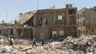 Milioane de oameni, privaţi de apă potabilă din cauza confruntărilor militare din Siria