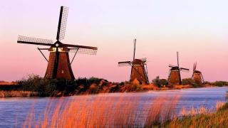 Alertă de vânt puternic în Olanda