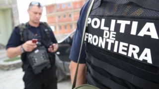 Autoturism care face obiectul unui dosar penal, descoperit de polițiștii de frontieră constănțeni