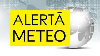 Alertă meteo: Atenţionare cod galben pentru regiunea de sud-est