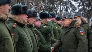 Alertă militară rusească la graniţa cu Ucraina! Control de sus!