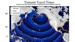 Alertă în Alaska: Seism cu magnitudinea de 8,1