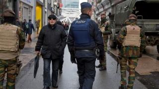 Alerte de securitate în Belgia