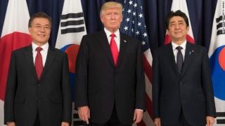 Alerte cu bombă în Japonia, în contextul vizitei lui Trump