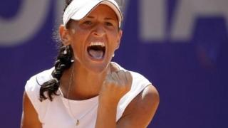 Alexandra Cadanțu a abandonat în finala turneului WTA de la Bol
