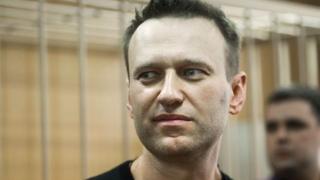 Alexei Navalnîi, principalul opozant al lui Putin, anunță că a fost eliberat din închisoare