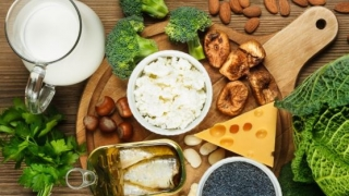 10 alimente mai bogate în calciu decât laptele